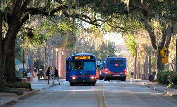 Transporte Publico Gainesville - Estudia En Florida