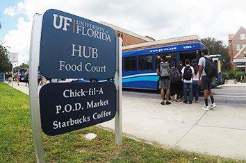 Transporte Publico - Ciudad de Gainesville - Estudia En Florida