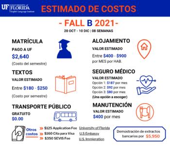 FALL B 2021 ESTIMADO DE COSTOS EEF